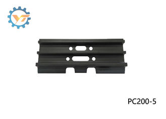 PC200-5 Heavy Duty Track Shoe Assembly , KOMATSU Excavator Track Pads Replacement